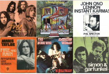 Look Back: Top Radio Hits 1970