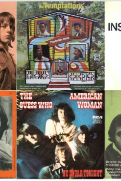 Look Back: Top Radio Hits 1970