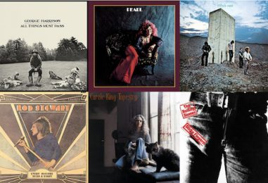 Top Selling Albums of 1971: Look Back