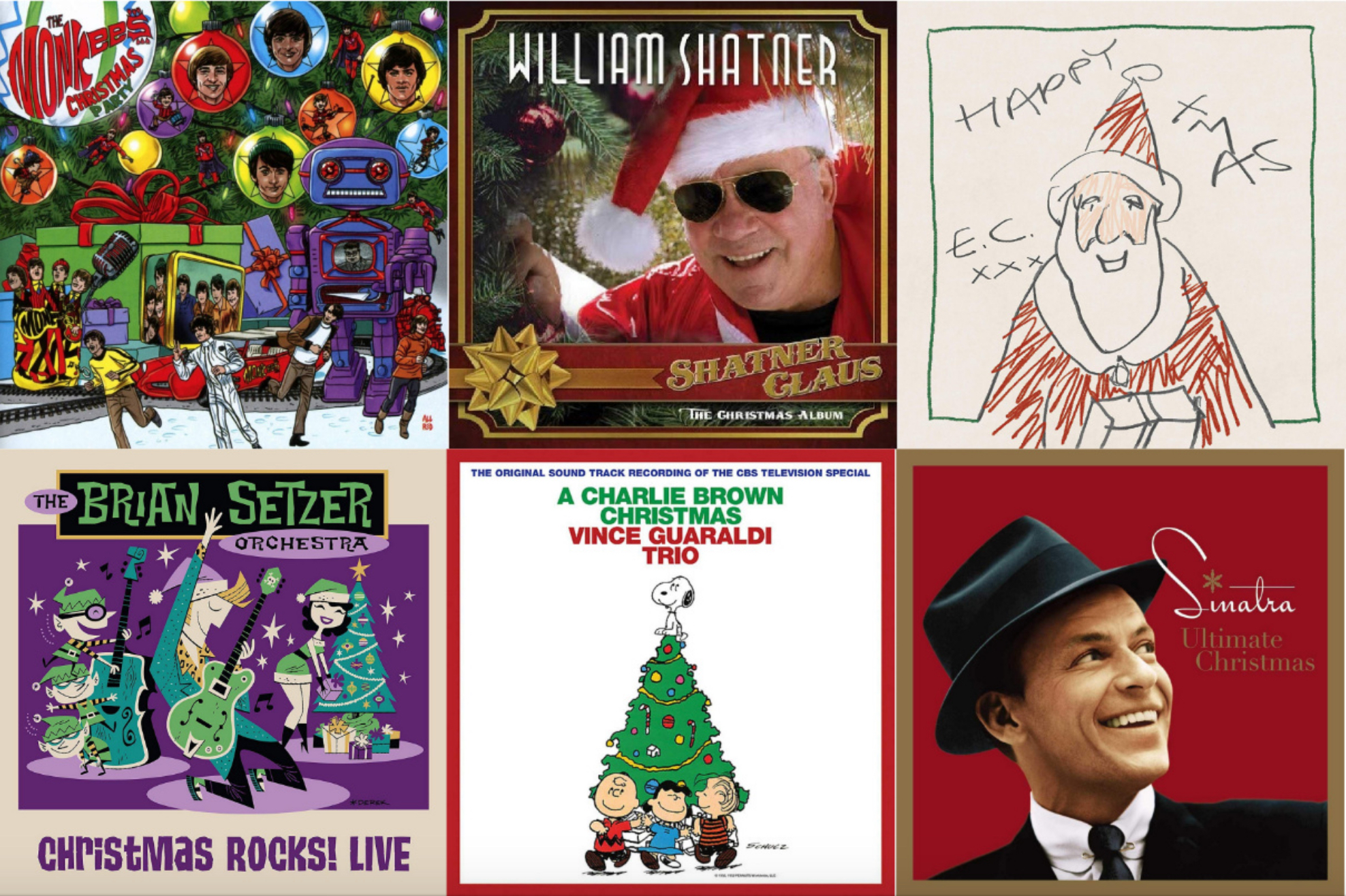 Classic Rock Christmas Albums: New and Classics | Best Classic Bands