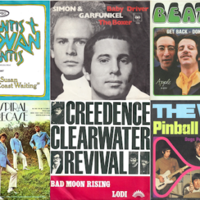 Radio Hits of May 1969: Way Down Below the Ocean