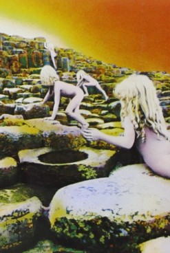 Led Zeppelin's 'Houses of the Holy' Album Cover: Look Back