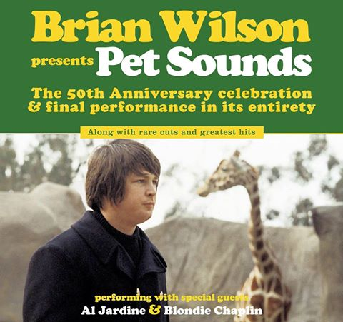 Brian Wilson Pet Sounds 50