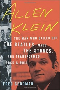Allen Klein book cover