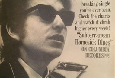 Bob Dylan 1965: Evolving to Electric