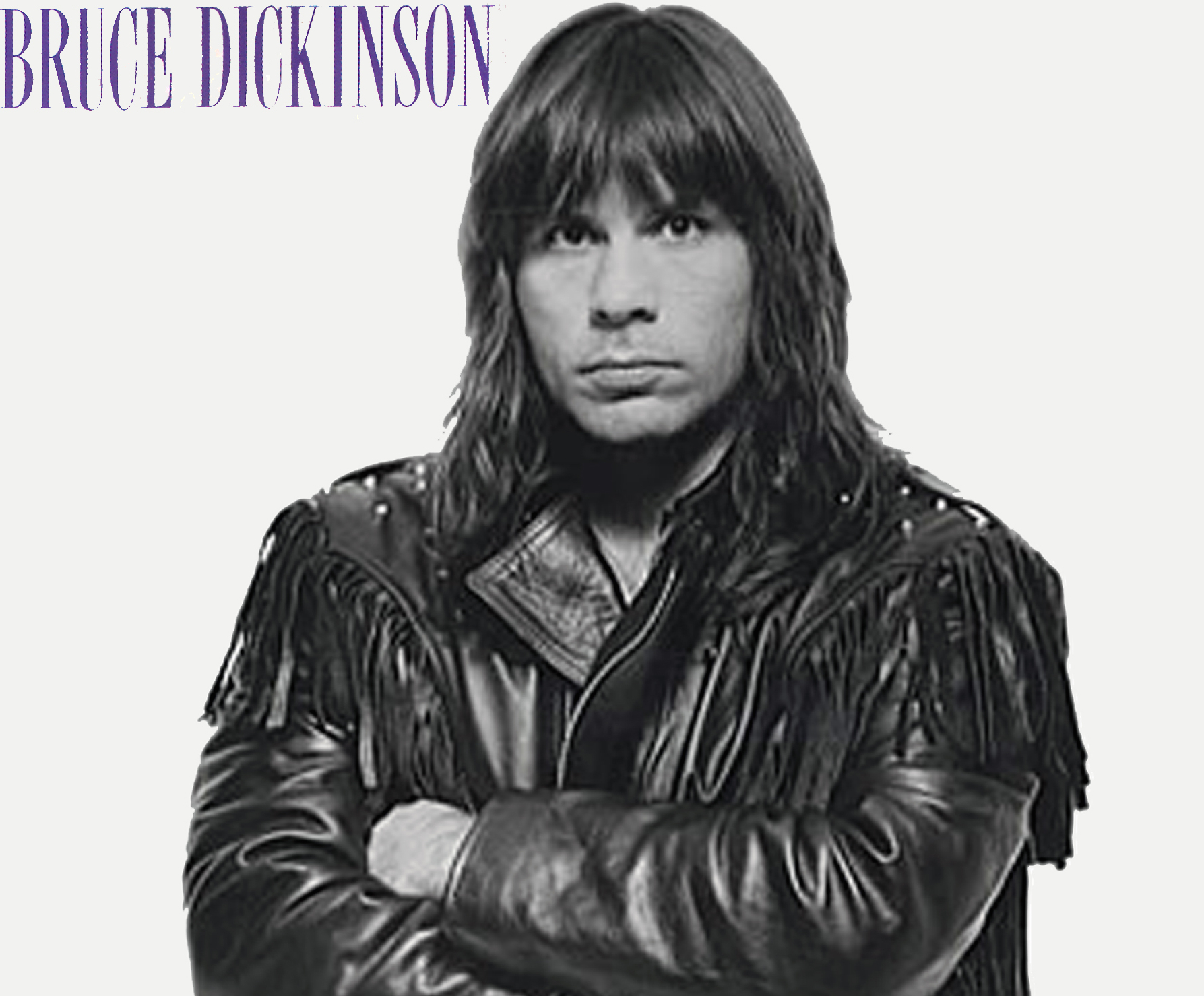 August 7 1958 Bruce Dickinson Born Best Classic Bands