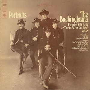 Buckinghams LP cover