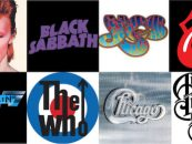 Classic Rock Acts You've Seen in Concert: Poll