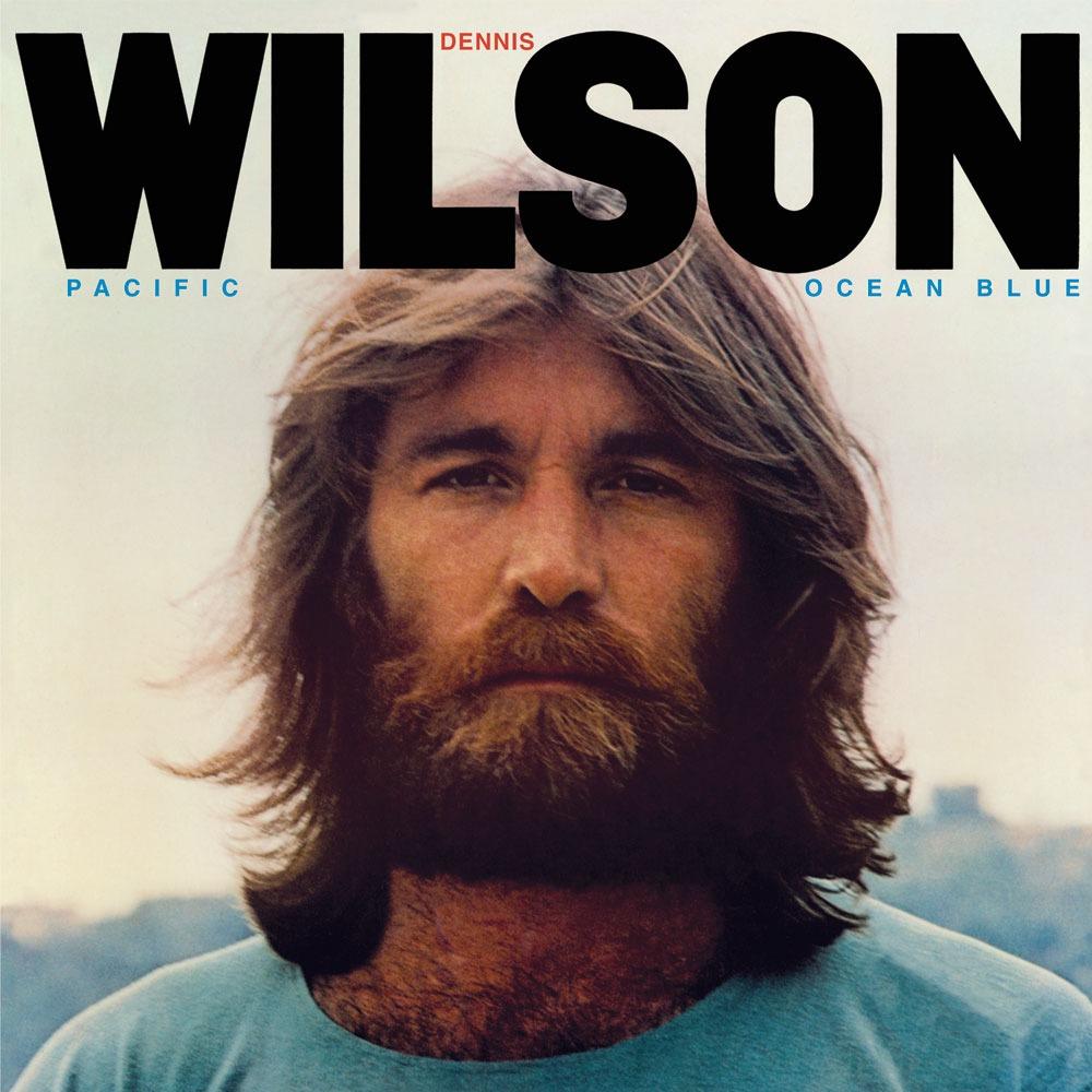 Dennis Wilson album cover