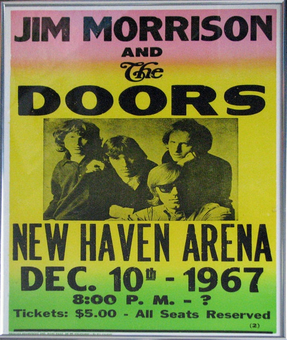 Doors New Haven poster