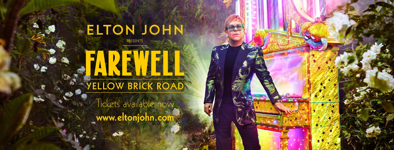 Elton John Adds Dates ...