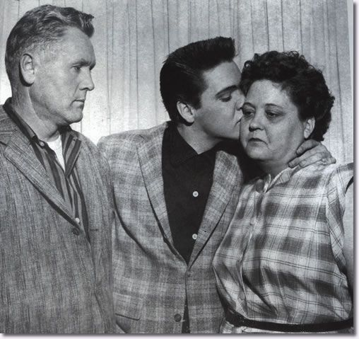 Elvis & Parents