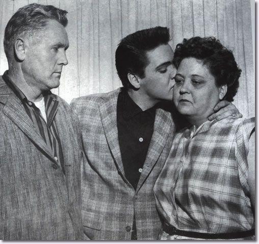 Elvis & Parents