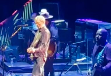 Eric Clapton Bookends 2019 Royal Albert Hall Show With Surprises