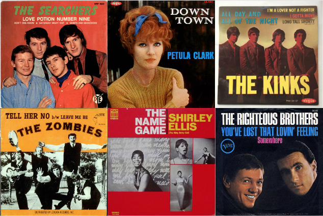 Radio Hits in February 1965: Look Back   Best Classic Bands