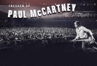 Paul McCartney Begins Freshen Up Tour: Recap