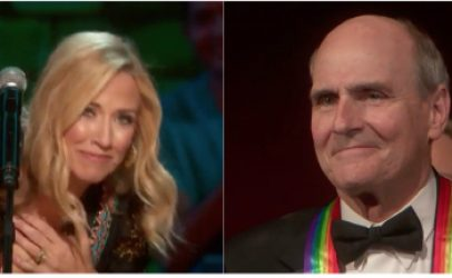James Taylor Honored at Kennedy Center: 2016