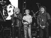 Joe Walsh, Barnstorm Reunite at Colorado Induction
