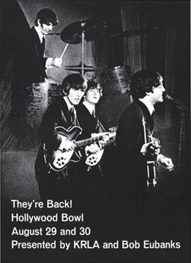 LA Times poster & ad