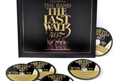 The Last Waltz 40th Anniversary Giveaway