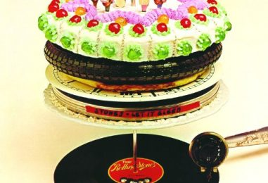 'Let It Bleed':  The Rolling Stones' Turbulent Masterpiece