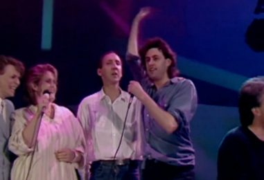 When Live Aid Rocked the Planet