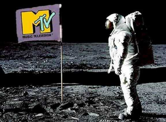MTV Moon flag