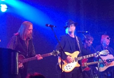 Roger McGuinn Plays Tribute to Tom Petty: 2017