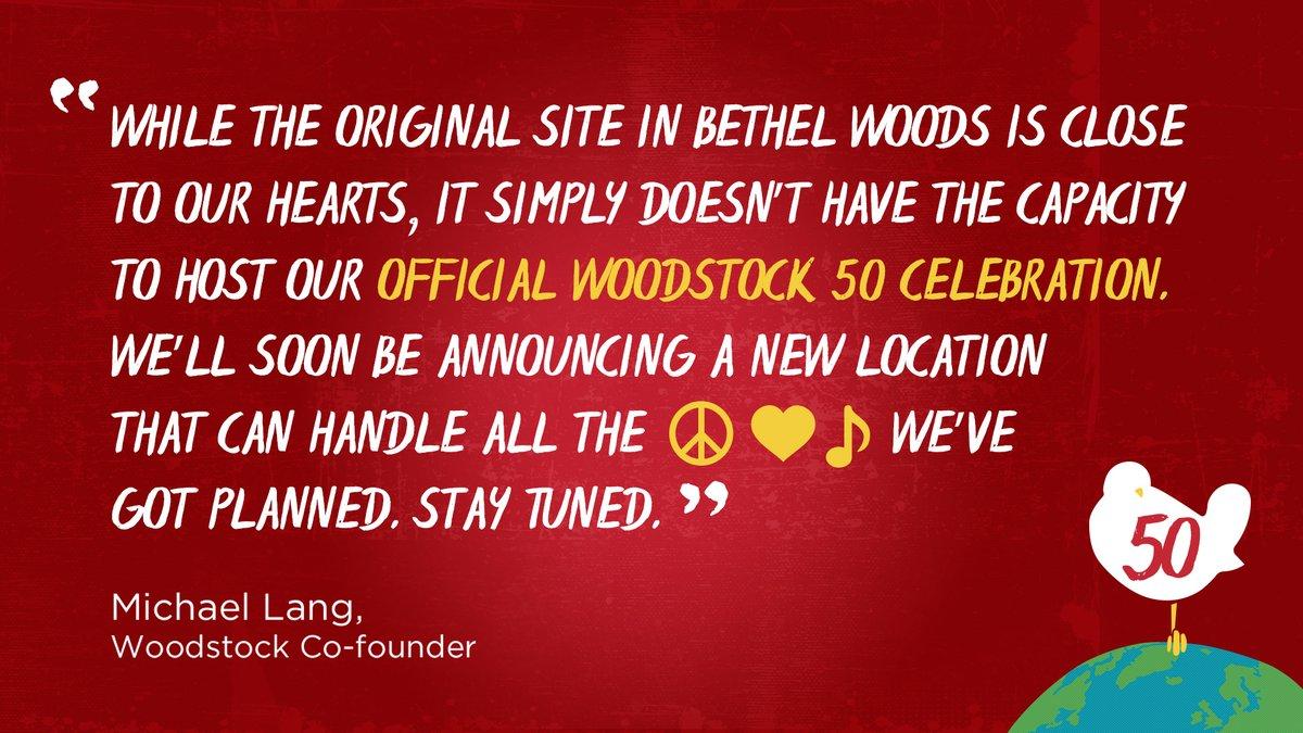 Woodstock 50 Festival: Update, Rumors | Best Classic Bands