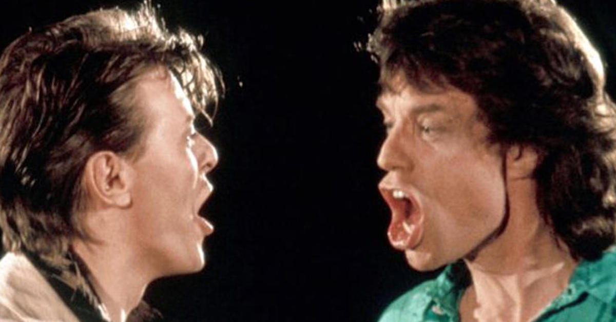 10 Times Mick Jagger Shared the Mic | Best Classic Bands
