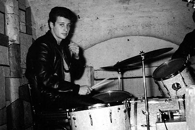 Image result for PETE BEST BEATLES IMAGES