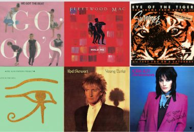 Radio Hits in 1982: The 'Eyes' Have It