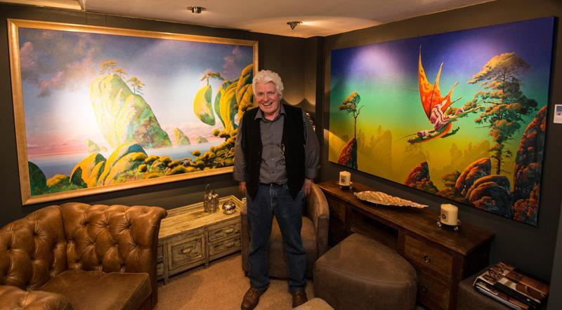 Roger Dean Interview Getting Close To The Edge Best