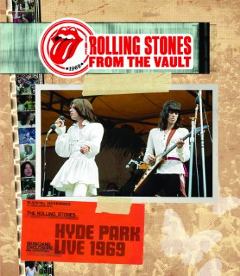 Stones Hyde Park cover