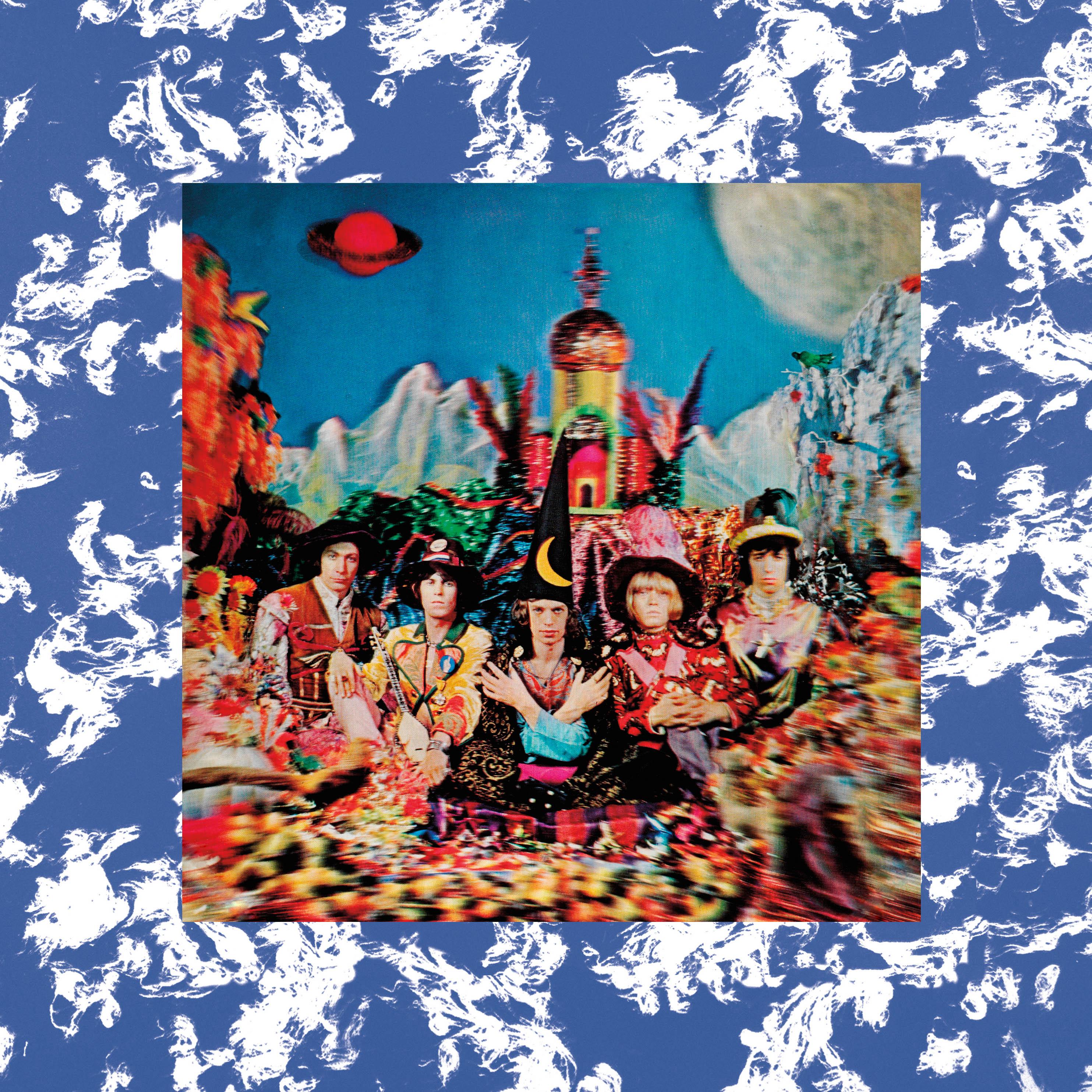 Rolling Stones Satanic Majesties 50th Coming Best