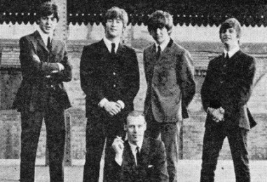 George Martin, Beatles Producer, 1926 – 2016
