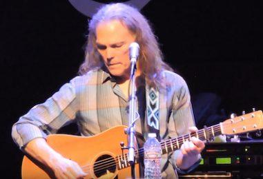 Timothy B Schmit Dedicates Song to Glenn Frey