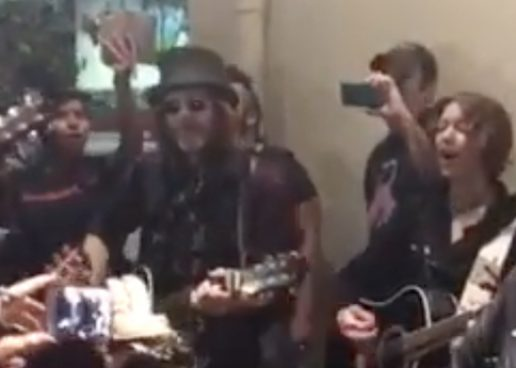 Tom Petty Song Inspires 'Vampires' on Ventura Blvd