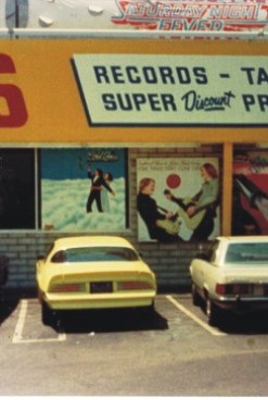 Stacks and Stacks of Vinyl: Tower Records in 1971