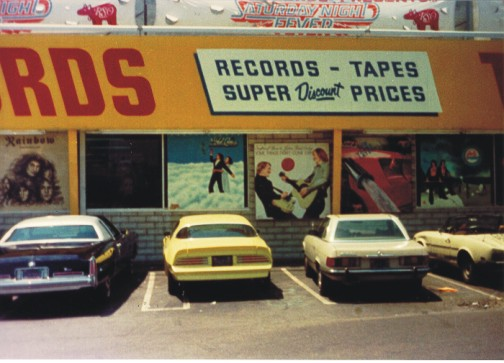 Stacks and Stacks of Vinyl: Tower Records in 1971 | Best Classic Bands