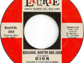 Dion's Moving 'Abraham, Martin and John'