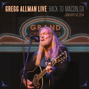 Gregg Allman Live Macon