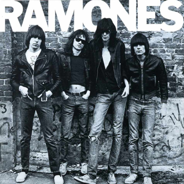 The Ramones' debut album