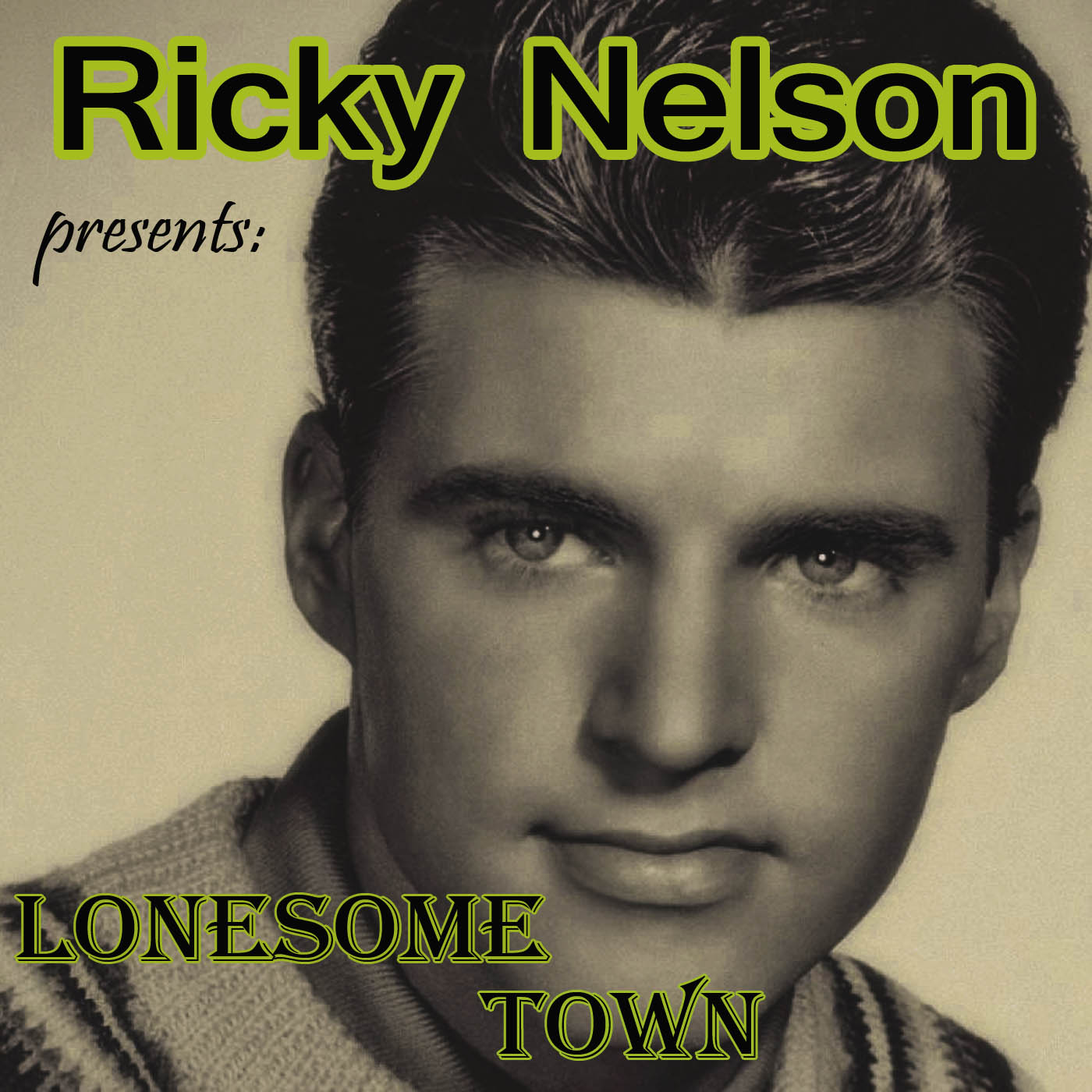 ricky nelson it all in the game
