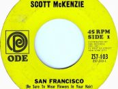 Scott McKenzie and That Song About 'San Francisco'