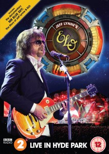Jeff Lynne's ELO DVD Cover