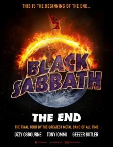 Sabbath The End