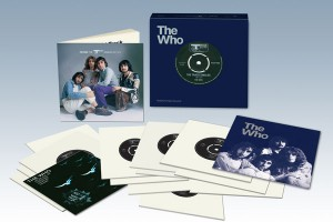 The Who Singles Box Vol 3