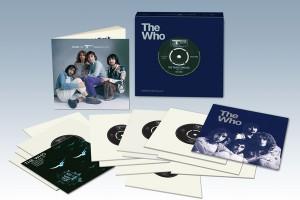 The Who Singles Box Vol 3