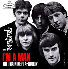 Train Kept-I'm A Man